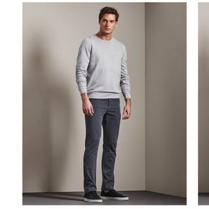 Ag Adriano Goldschmied • tailored leg chino pant
